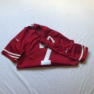 490c6733b Nike Other -  7 Colin Kaepernick 100% Authentic NFL Jersey